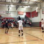 Owls Mens Varsity Basketball take down the La Joya Lobos 52-50
