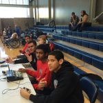Owls Volunteer at the NWBA Tournament