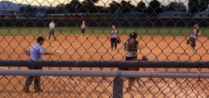 Softball Lady Owls vs. Cactus Shadows