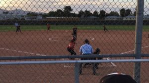 Lady Owls Varsity Softball Beats Copper Canyon