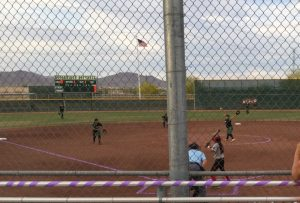 Lady Owls Varsity Softball Wins Big Against Glendale
