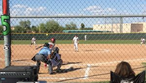 Varsity Softball Loses Tough Game Against Westview