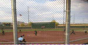 Lady Owls Varsity Softball Big Win Over Youngker