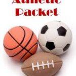 AFUHSD Athletic Packet