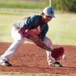 Agua Fria baseball working hard over the summer