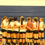 Agua Fria High School Girls Junior Varsity Volleyball beat Independence