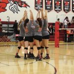 Agua Fria High School Girls Varsity Volleyball beat Dysart 3-0