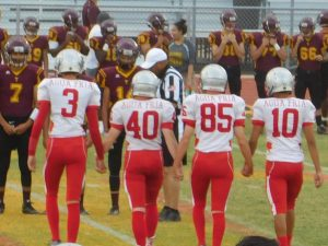 JV Football 2015 – Agua Fria @ Tolleson
