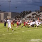 Agua Fria High School Varsity Football falls to Tolleson Union High School 24-28
