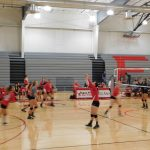 Agua Fria High School Girls Varsity Volleyball beat Estrella Foothills 3-0