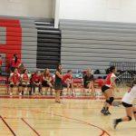 Agua Fria High School Girls Junior Varsity Volleyball beat Estrella Foothills High School 2-0