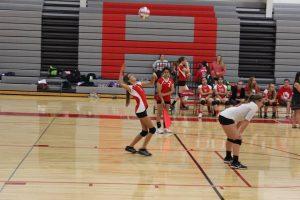 Varsity Volleyball 2015 – Estrella Foothills @ Agua Fria