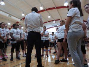 Varsity Badminton – Maryvale @ Agua Fria
