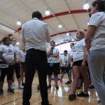 Badminton Sweeps Maryvale