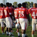 Agua Fria High School Junior Varsity Football falls to Kellis 6-36