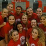 Agua Fria High School Girls Varsity Volleyball beat Kellis High School 3-0