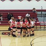 Agua Fria High School Girls Junior Varsity Volleyball beat Kellis High School 2-1