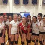 Agua Fria High School Girls Freshman Volleyball beatKellis High School 2-0