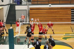 Varsity Volleyball 2015 – Greenway Tournament