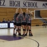Owls Girls Varsity Volleyball beat Cesar Chavez 3-1(Revised)