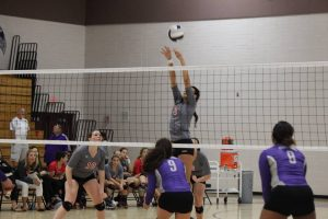 Varsity Lady Volleyball 2015 – AF @ Chavez