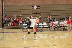 Lady JV Volleyball – AF @ Washington