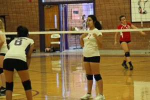Lady Frosh Volleyball – AF @ Washington