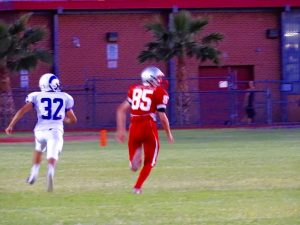 JV Football – Washington @ Agua Fria