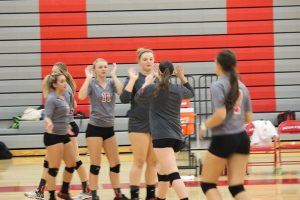 Volleyball 2015 – Carl Hayden @ Agua Fria