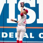 Altherr Named Gold Glove Award Recipient