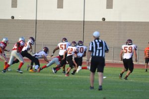 Frosh Football – Tolleson @ Agua Fria