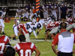 Varsity Football – Sunrise Mountain @ Agua Fria