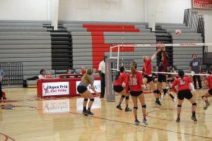 Varsity Volleyball 2015 – Sierra Linda @ Agua Fria