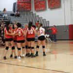 Agua Fria Girls Freshman Volleyball beat Moon Valley 2-0