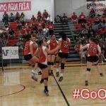 Agua Fria High School Girls Junior Varsity Volleyball falls to Bourgade Catholic High School 1-2