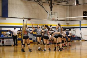 Lady's Volleyball – Agua Fria @ Bourgade Catholic
