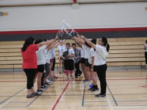 Lady Badminton – Senior Night