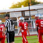 Agua Fria Junior Varsity Football beat La Joya 20-15