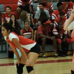 Agua Fria Girls Junior Varsity Volleyball beat Moon Valley High 2-0
