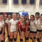 Agua Fria High School Girls Freshman Volleyball beat Bourgade Catholic High School 2-0