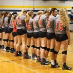 Agua Fria Girls Varsity Volleyball falls to Greenway 0-3 (Revised)