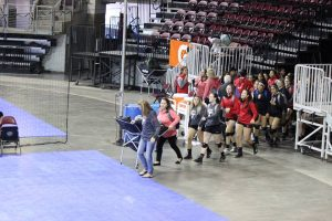 2015 State Volleyball Tournament