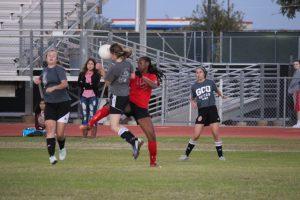 Women's Soccer Scrimmage 2015