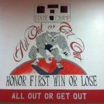 Agua Fria High School Boys Varsity Wrestling falls to Desert Edge High School 21-55