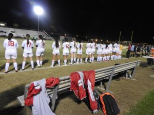Women's Soccer 2015 – Apollo @ Agua Fria