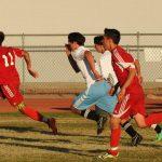 Agua Fria Boys Varsity Soccer beat Cesar Chavez 3-1