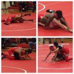 Agua Fria Boys Varsity Wrestling beat Cactus 60-18