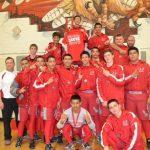 Agua Fria High School Boys Varsity Wrestling falls to Kofa High School 18-55