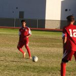 Agua Fria Boys Varsity Soccer beat Tempe 2-1