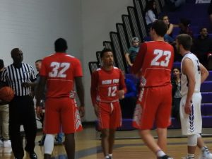 Men's Basketball 2016 – Agua Fria @ Millennium